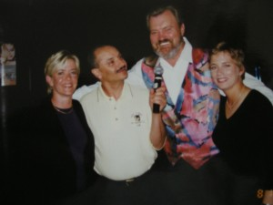 Team Pool School in Paradise with Mike Massey, Allison Fisher, Gerda Hofstatter, and Paul Potier 1997-2008