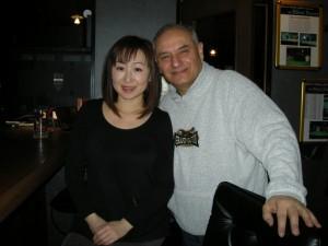 Visiting my student Kyoko Sone in Saitama, Japan 2012