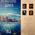 2003 Pool School in Paradise with Allison Fisher, Mike Massey, Gerda Hofstatter, and Paul Potier
